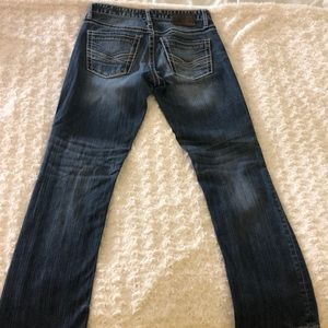 Bke jeans. Buckle jeans